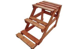 Лестница для купели