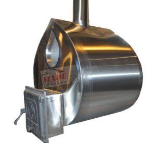 печь для купели из нержавеющей стали